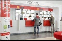 Nowa placówka Poczty Polskiej w telewizyjnej reklamie Banku Pocztowego