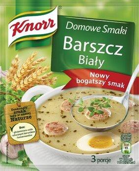 Zdjęcie: Specjalnie na Wielkanoc – nowy bogatszy smak Barszczu Białego Knorr