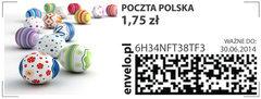 Poczta Polska: życzenia wielkanocne można wysłać na neokartce Envelo