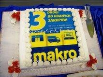 Re-otwarcie hali MAKRO w Toruniu