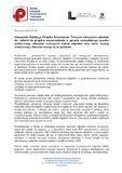 Stanowisko PZPTS w/s Projektu Rozporządzenia Ministerstwa Środowiska odnośnie do selekcji odpadów