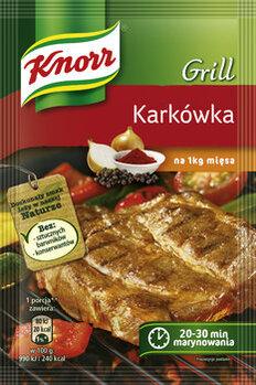 Zdjęcie: Grillowy niezbędnik smakosza marek Knorr i Hellmann's