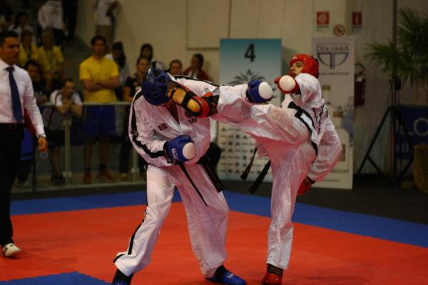 Student SGGW wicemistrzem świata w Taekwondo