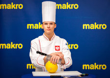 Reprezentant Polski ze srebrem na konkursie Global Chef
