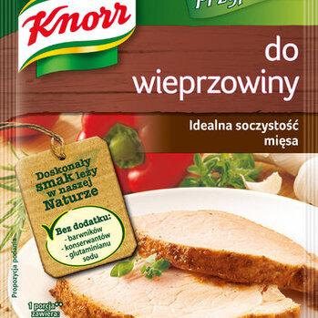 Zdjęcie: Nowe przyprawy Knorr: do wieprzowiny, do pikantnego kurczaka, do mięsa mielonego. Przypraw po mistrzowsku!