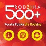 Poczta Polska: 250 tys. wniosków w Programie Rodzina 500 plus dostępnych w placówkach