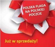 Poczta Polska: artykuły patriotyczne do nabycia w placówkach