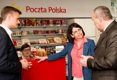 Poczta Polska buduje cyfrową Polskę