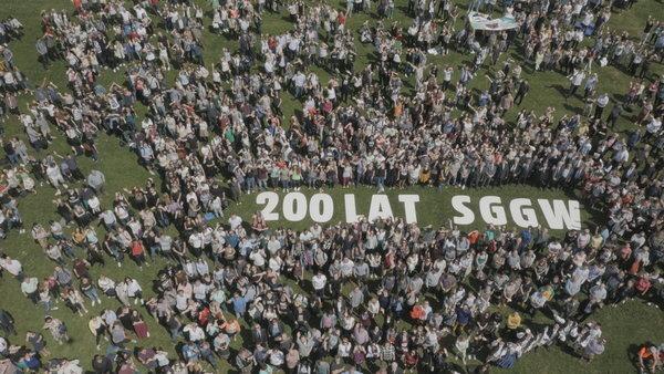 "200 lat SGGW ""DWUSTULATKA"""