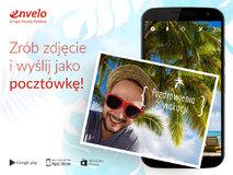 Envelo oferuje wakacyjne wysyłanie widokówek z całego świata