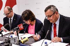Poczta Polska strategicznym partnerem w budowie e-państwa – porozumienie z Ministerstwem Cyfryzacji oraz Ministerstwem Infrastruktury i Budownictwa