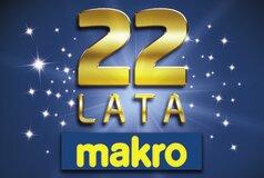 MAKRO świętuje swoje 22. urodziny