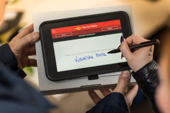 Obsługa sądów: ostatnia partia 10 tys. tabletów trafiła do Poczty Polskiej
