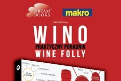 MAKRO partnerem poradnika ,,Wine Folly""