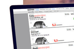 The continuous growth of tyre industry goes hand in hand with OPONEO's further e-commerce development