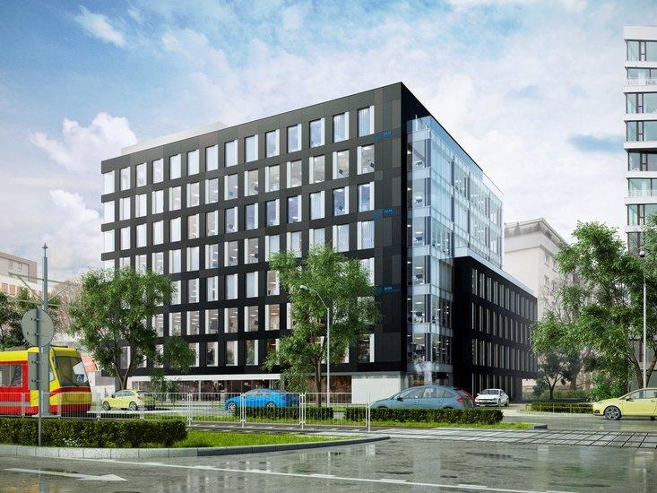 Cushman & Wakefield zarządcą Grójecka Offices