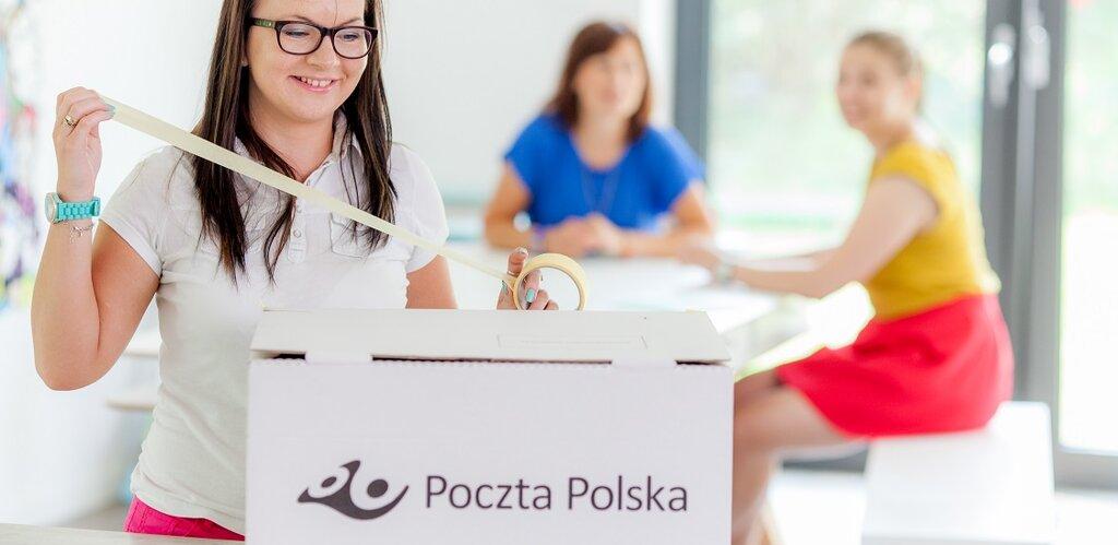Poczta Polska: mapy z punktami odbioru operatora dostępne dla start-upów e-commerce