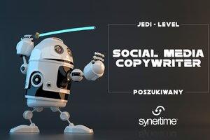 Szukamy Copywritera do działu Social Mediów dla klientów z branży IT i nowych technologii