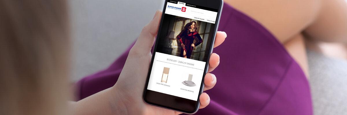 Super-Pharm rozwija e-commerce w chmurze Netii