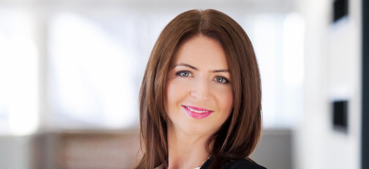 Joanna Sinkiewicz Partnerem w Cushman & Wakefield