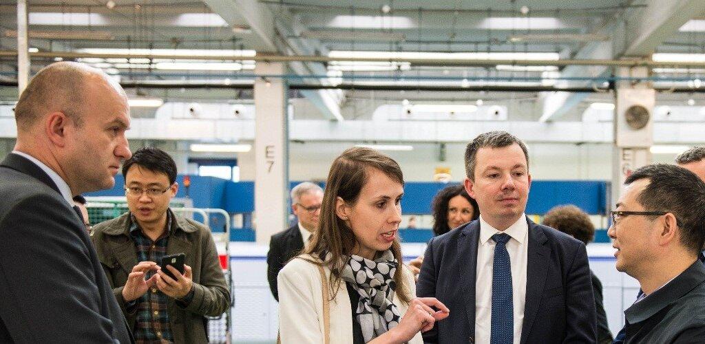 Poczta Polska rozmawia z China Post o wspólnych projektach logistycznych