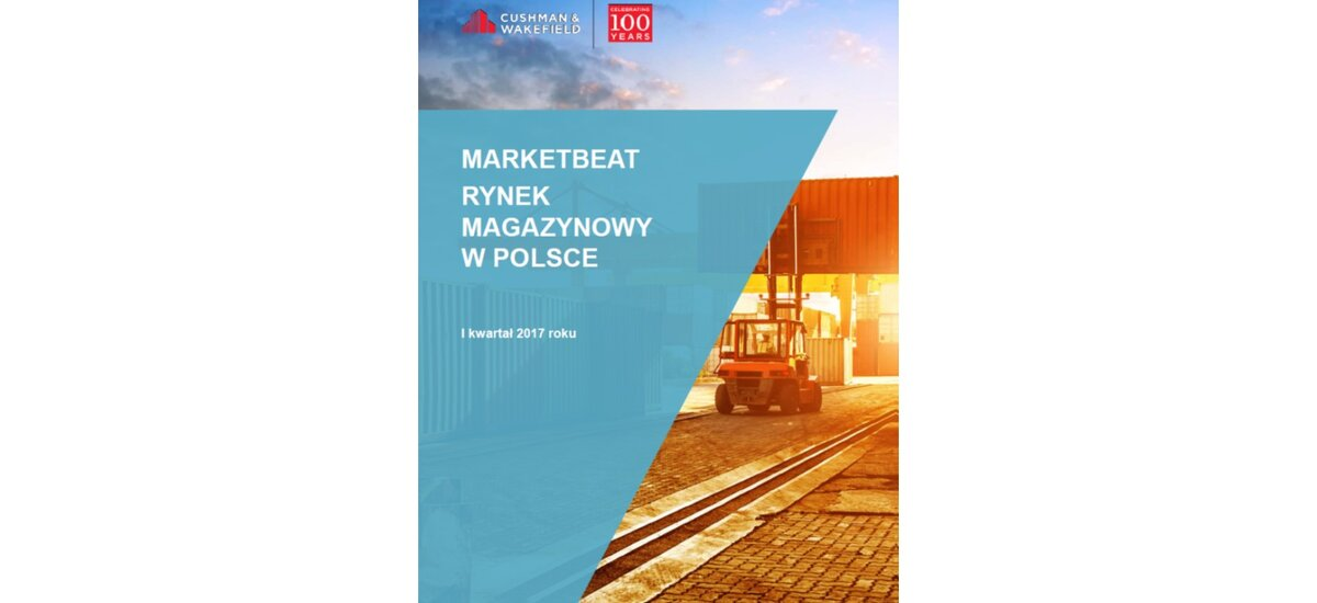 Rekordowe wyniki kwartalnego popytu i podaży powierzchni magazynowej w Polsce
