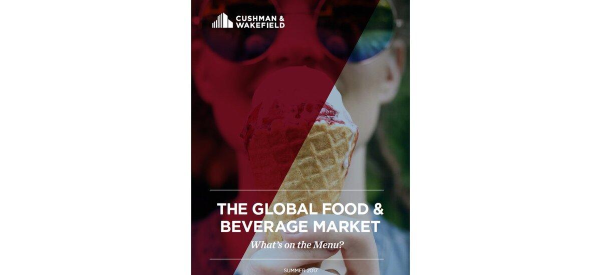 Zmiany zachowań konsumentów wpływają na rozwój globalnego rynku gastronomicznego