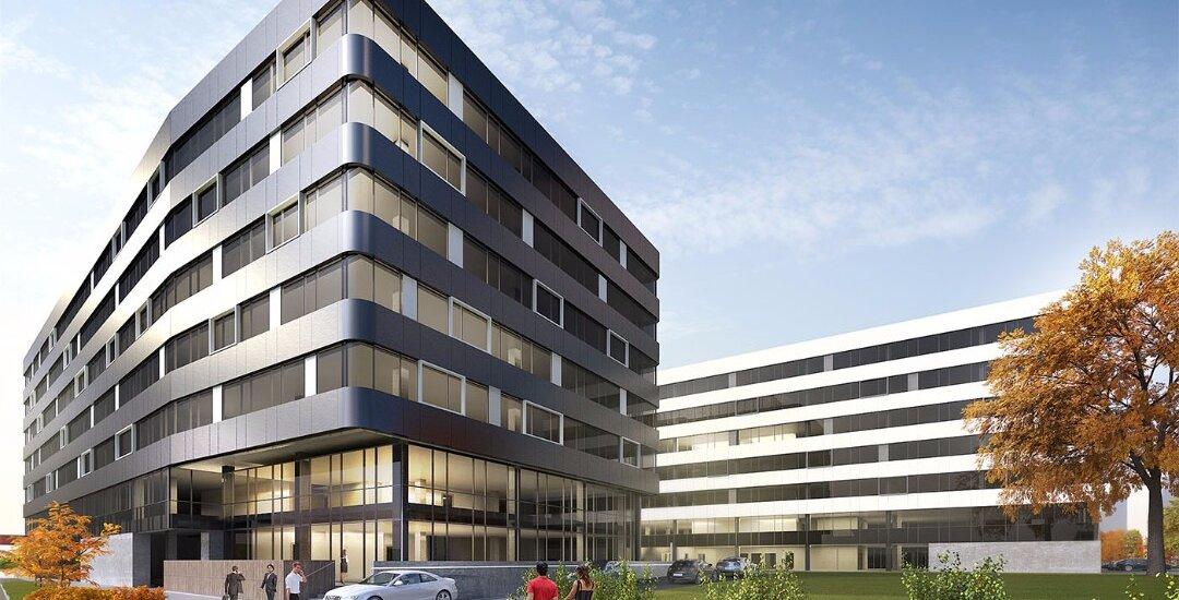 Cushman & Wakefield zarządcą biurowca Zabłocie Business Park w Krakowie