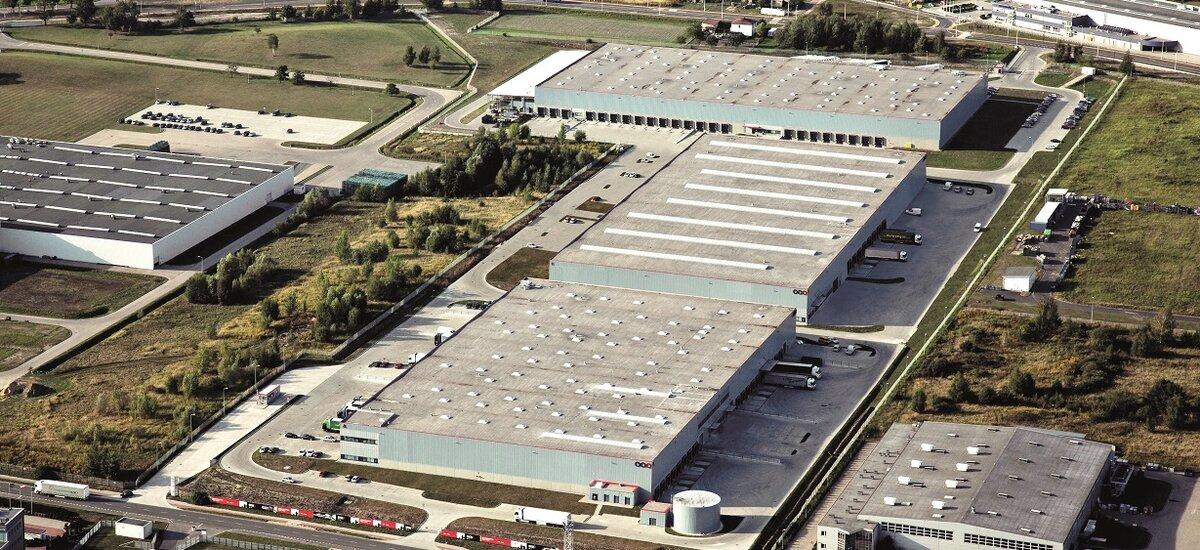 ECO-TECHNILIN najemcą w SEGRO Industrial Park Tychy 1