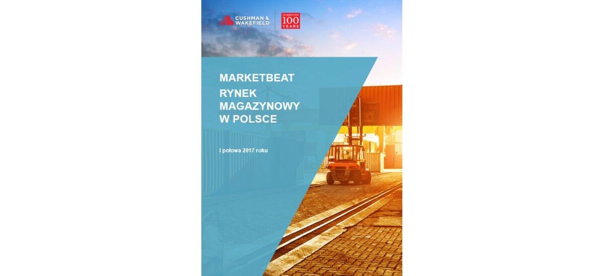 Rekordowa aktywność najemców i deweloperów na rynku magazynowym w Polsce