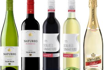 Bezalkoholowe wina w MAKRO Polska