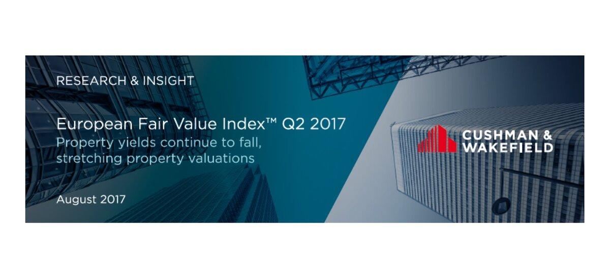 Wskaźnik Fair Value IndexTM  osiąga stan równowagi po raz pierwszy od 2009 roku