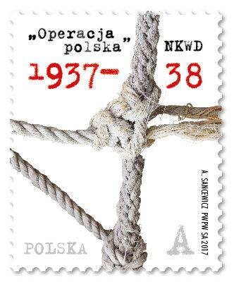Poczta Polska wydaje znaczek dla upamiętnienia ofiar ludobójstwa