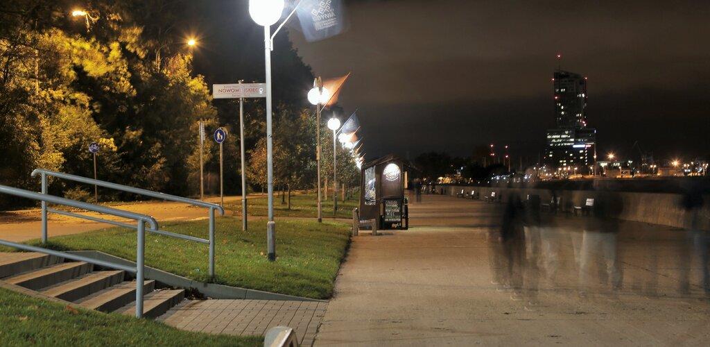 Energa rozświetla ulice urokliwymi LED-ami
