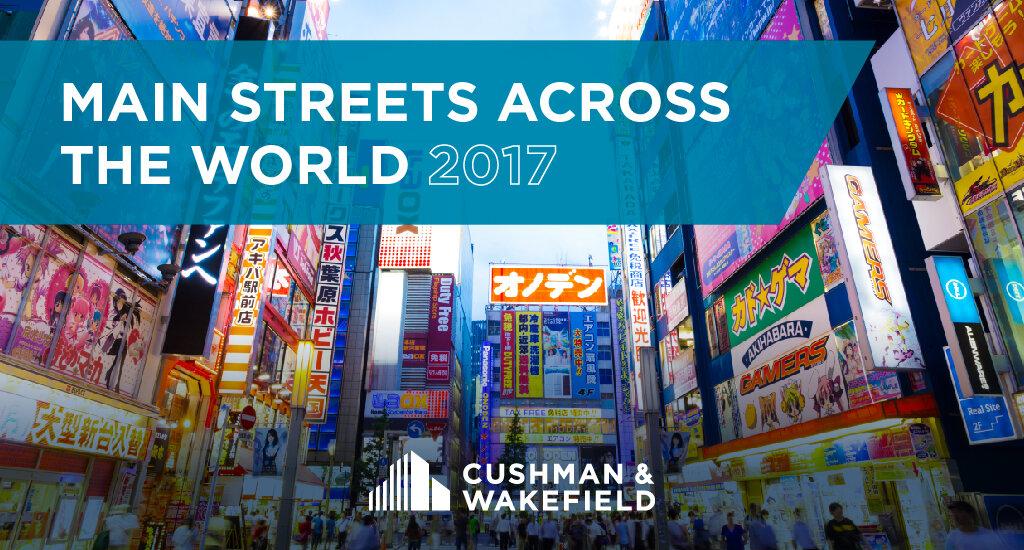 New Bond Street trzecią najdroższą ulicą handlową świata – przed Polami Elizejskimi