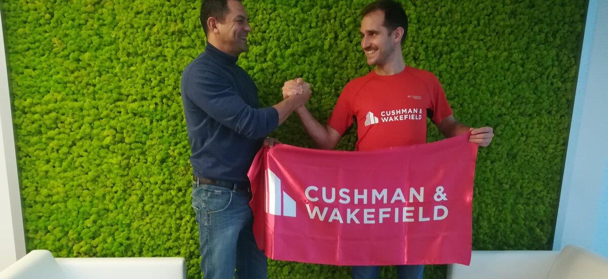 Z Cushman & Wakefield na szczyt Kilimandżaro