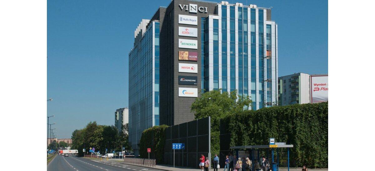 Dyskret Polska sprzedaje Vinci Office Center