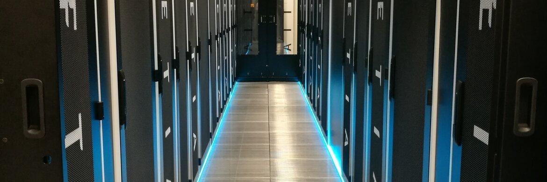 Nowe Data Center Netii wypełnia się w bardzo szybkim tempie