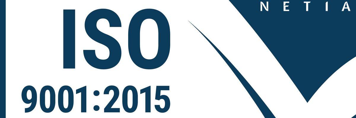 Grupa Netia z najnowszym certyfikatem normy ISO 9001