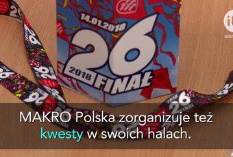 Przez żołądek do serc Polaków - MAKRO Polska i Klub Szefów Kuchni wspierają WOŚP (wideo)