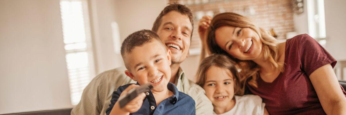 Dzieci + ferie + Telewizja w Netii = nowe okno otwarte