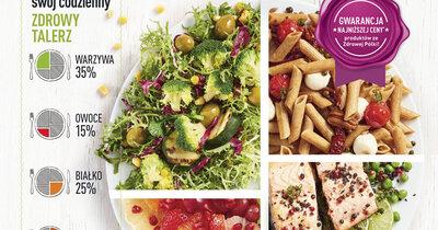 """""""Zdrowie na talerzu"""" w najnowszym katalogu Carrefour"""