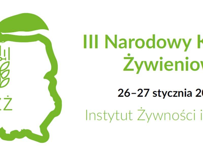 Carrefour Polska Złotym Sponsorem III Narodowego Kongresu Żywieniowego Instytutu Żywności i Żywienia