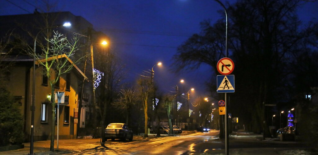 Bezpieczniej z Energą na doświetlonych przejściach