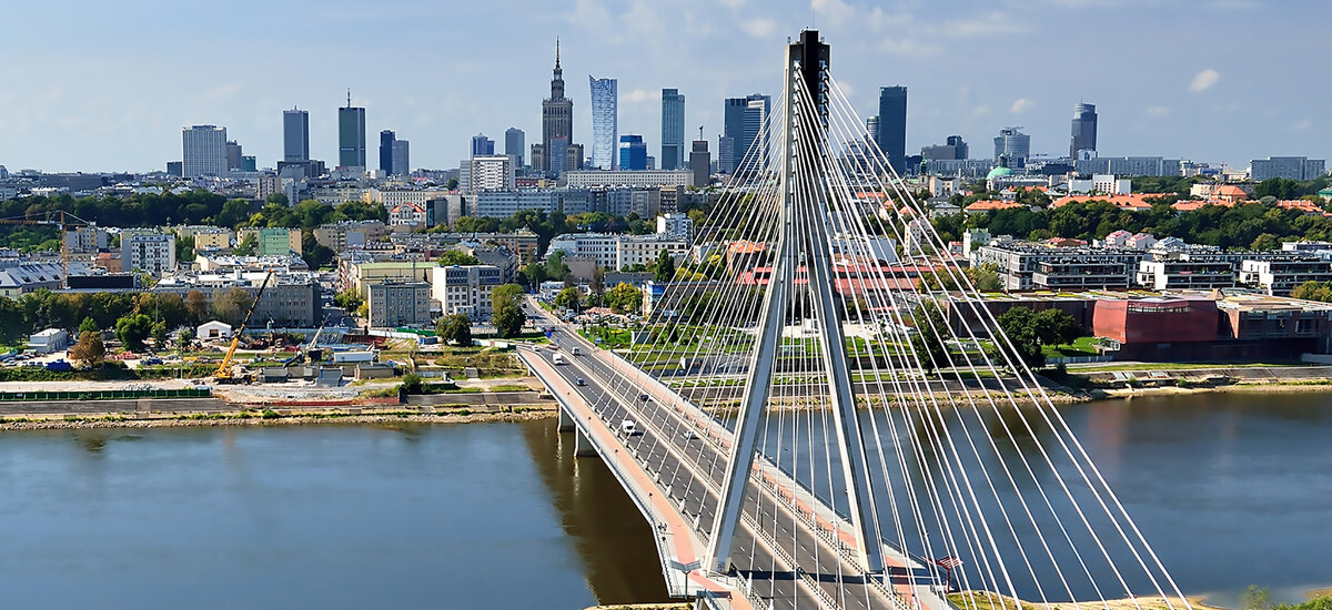 Warszawa – wschodząca gwiazda europejskiego biznesu