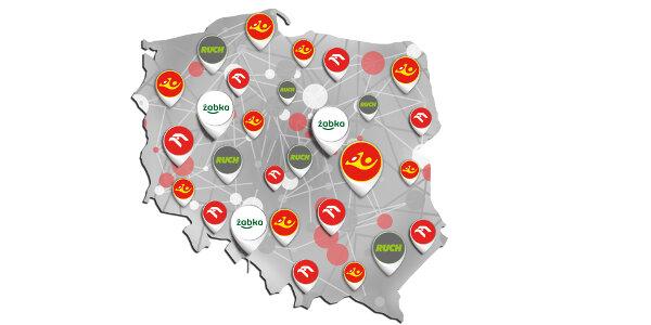 Poczta Polska: Już 1000 sklepów Żabka i Freshmarket w sieci click&collect