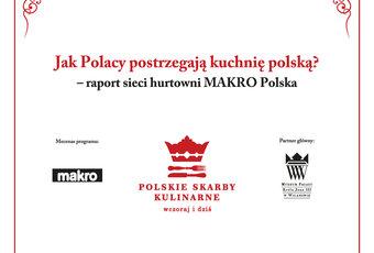 Jak Polacy postrzegają kuchnię polską? – wyniki badania (animacja)