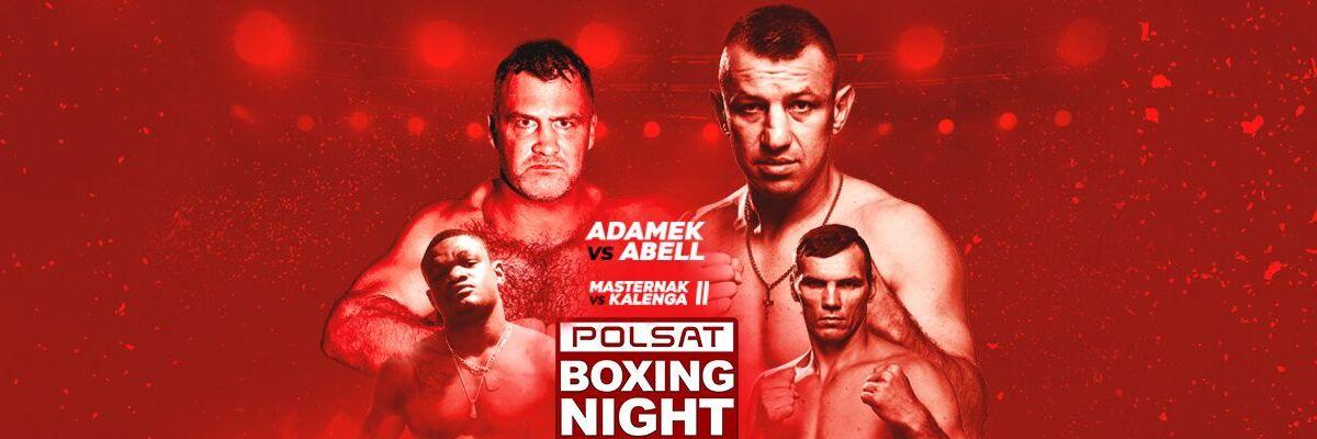 Polsat Boxing Night w Netii: 8 świetnych walk