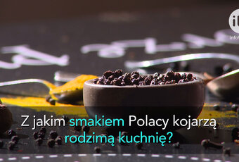 Jak Polacy postrzegają rodzimą kuchnię? (wideo)