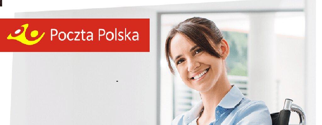 Poczta Polska uczestniczy w obchodach Dnia Osób z Niepełnosprawnością